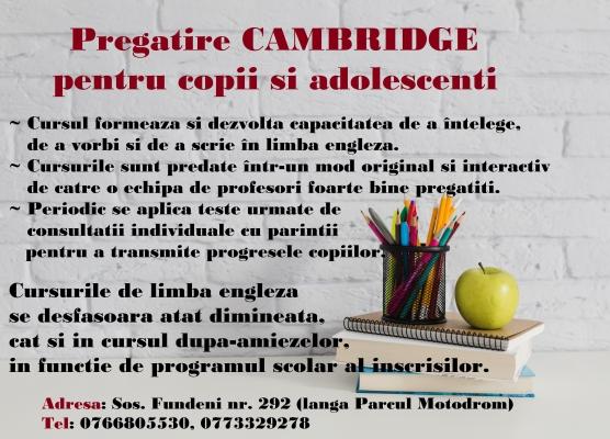 cambridge colentina