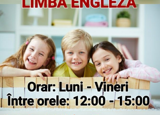 engleza copii