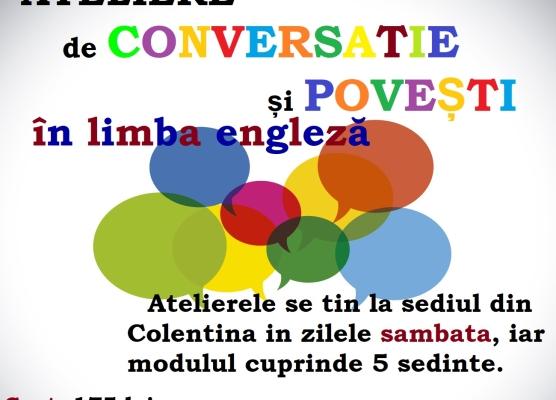 conversatie in engleza