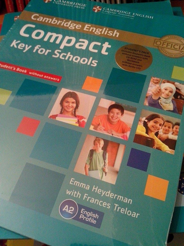 Incepe pregatirea pentru nivelul KET for Schools